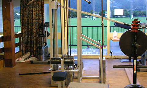HOBM gymn